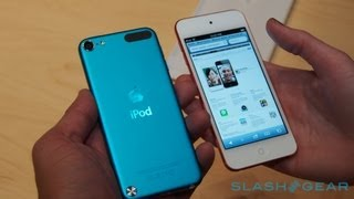 Apple iPod Touch 5th Generation Hands-On Overview