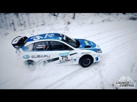 Launch Control: Subaru Rally Team USA tackles Sno*Drift Rally (Part 1) - Episode 2