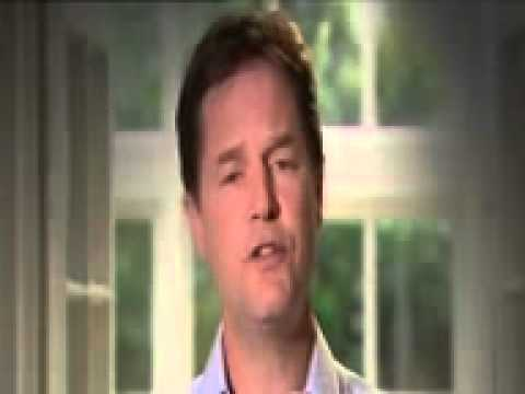 nick clegg apology sorry song