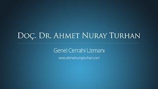Erken Evre Meme Kanseri Nedir - Doç. Dr. Ahmet Nuray Turhan