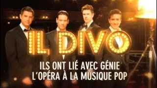 IL DIVO - 'A Musical Affair' France Trailer