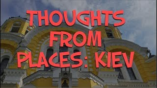 Thoughts from Places: Kiev | Mayim Bialik