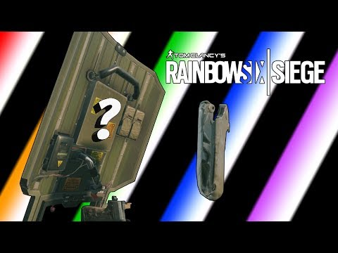 Rainbow Six Siege - Funny Moments! (Invisible Glitch, Rainbow Squad, Non-Existent Outfits & More!)