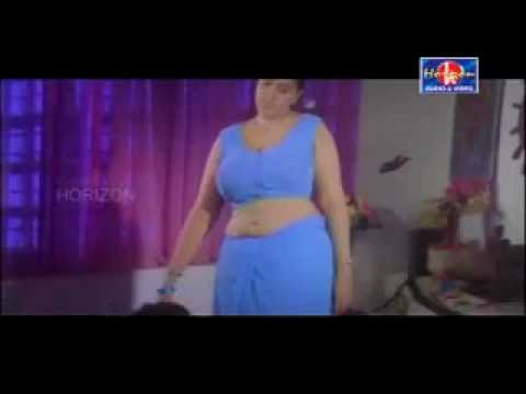 hot Sharmili in Blue Saree BGS GLOBAL Hospital Fraud