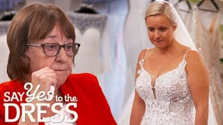 Tomboy Bride Is Having A Hard Time Pleasing Her Family | Say Yes To The Dress Lancashire