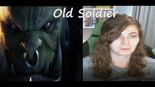Reaction: Old Soldier Cinematic - Varok Saurfang