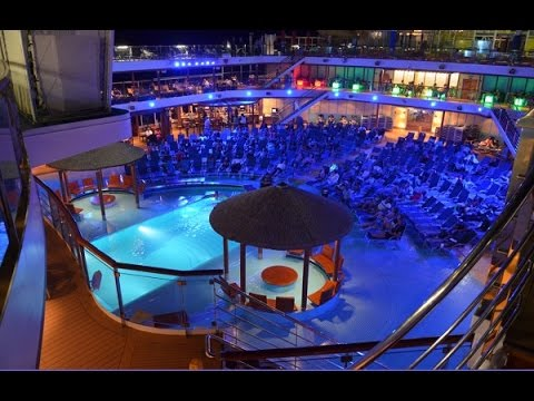 Carnival Breeze Cruise Ship Tour and Review: Cruise Fever