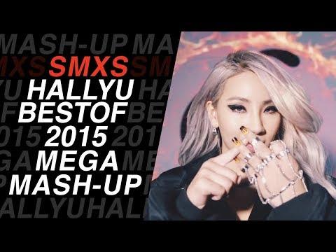 """SHIMMixes """"BEST OF 2015"""" K-POP MEGA MASH-UP"""