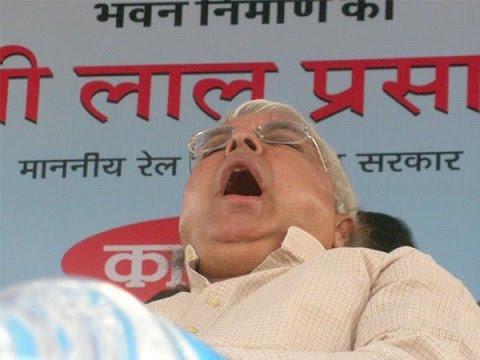 Lalu Yadav Funny joke on Sushma Swaraj | Must Watch