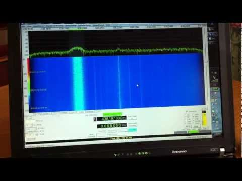 Monitoring DMR-MARC digital amateur radio network with DMR Decoder and DSDforwin