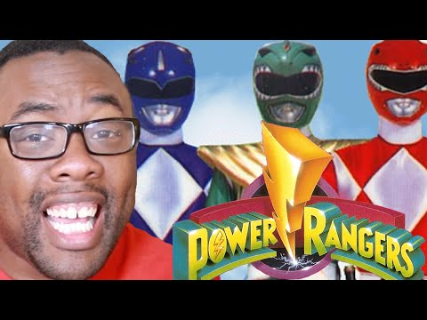 POWER RANGERS MOVIE with Spider-Man & X-Men Writers : Black Nerd