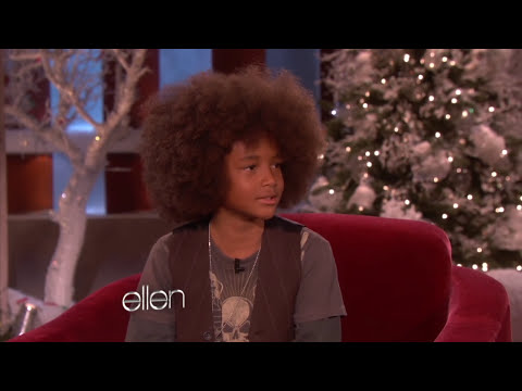 Memorable Moment: Jaden Smith's First Appearance