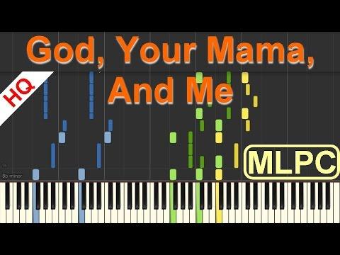 Florida Georgia Line feat. Backstreet Boys - God, Your Mama, And Me I Piano Tutorial & Sheets by MLP