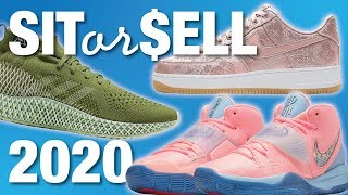 2020 SNEAKER RELEASES: SIT or SELL January (Part 1)