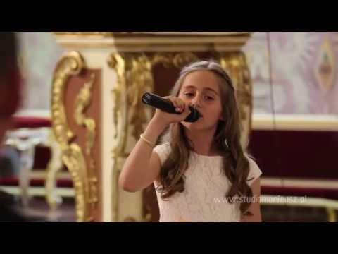 Ślub-Coś Pięknego-Alleluja Dla Pary Młodej Od 10-cio Letniej  Liliany Kafel