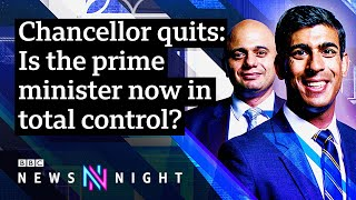 Cabinet reshuffle: Sajid Javid resigns as chancellor - BBC Newsnight