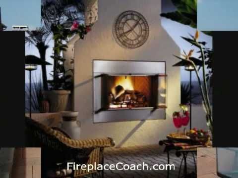Outdoor Fireplace Slideshow Diy Build Your Own With