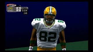 ESPN NFL 2K5 2018 Roster | Week 3 vs Colts