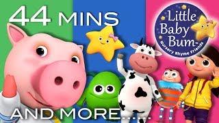 Ten Little Baby Bum Friends   Plus More Nursery Rhymes and Kids Songs   By LittleBabyBum!