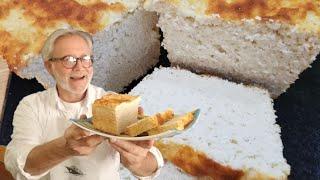 KETO WHITE SANDWICH BREAD: NO EGGS! GREAT TOAST & SANDWICHES!