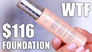 $116 FOUNDATION | First Impressions ... WTF