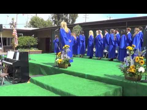 Carden Hall Graduation