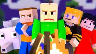 """""""BALDI'S FIELD TRIP - THE MUSICAL"""" Minecraft Music Video 