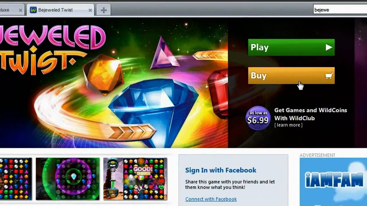 Get more game for less coin when you play WildTangent Games. The online arcade-style game portal lets you choose from dozens of free online games, or you can buy WildCoins to use as tokens to rent or buy titles or to pick up in-game items in free online games.