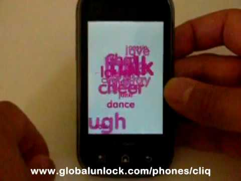 Motorola Cliq T Mobile USA Unlocking Instructions