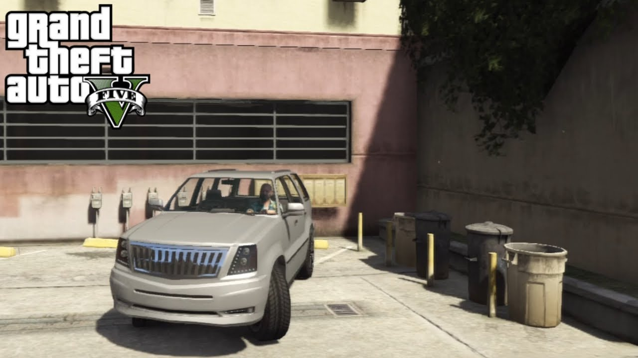 getaway vehicle bureau raid gta v mission 70 hd youtube. Black Bedroom Furniture Sets. Home Design Ideas