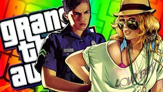 NEW GTA 5 Cops and Robbers Gamemode!
