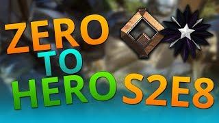 Halo 5 - SUPPORT PLAYER GOD! Zero to Hero S2E8