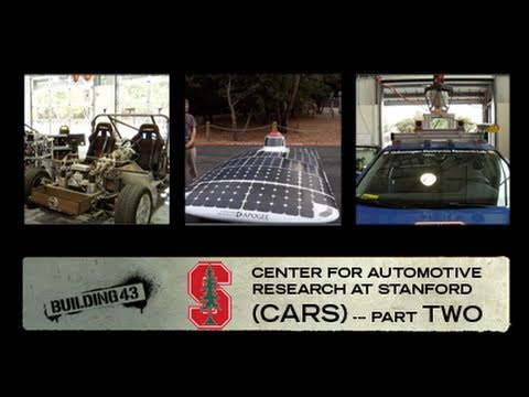 Stanford Automotive, part II: The future of autonomous cars