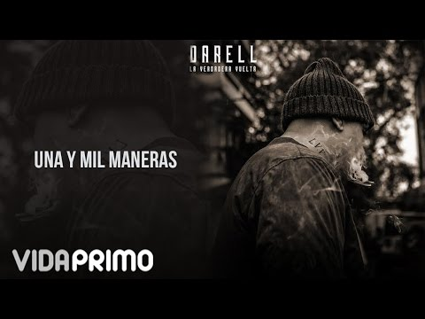 Darell - Una y Mil Maneras ft. Ñengo Flow & Brytiago [Official Audio]