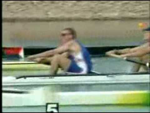 Steve Redgrave - A Legend Video
