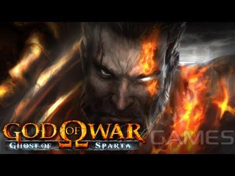 God of War : Ghost of Sparta All Cutscenes Movie HD