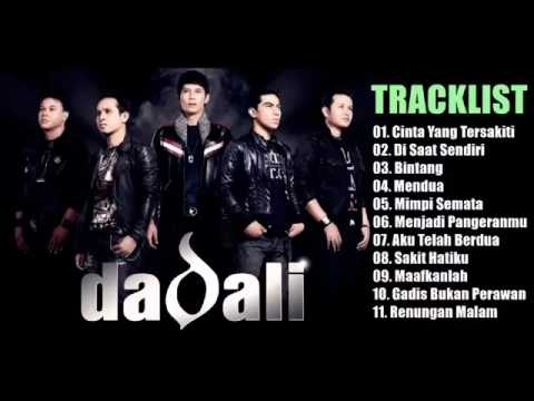 DADALI Full Album  2015 - 2017 Terpopuler (POP INDONESIA)