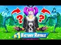 INVISIBLE *GLITCH* Collect the CHESTS Game Mode in Fortnite Battle Royale