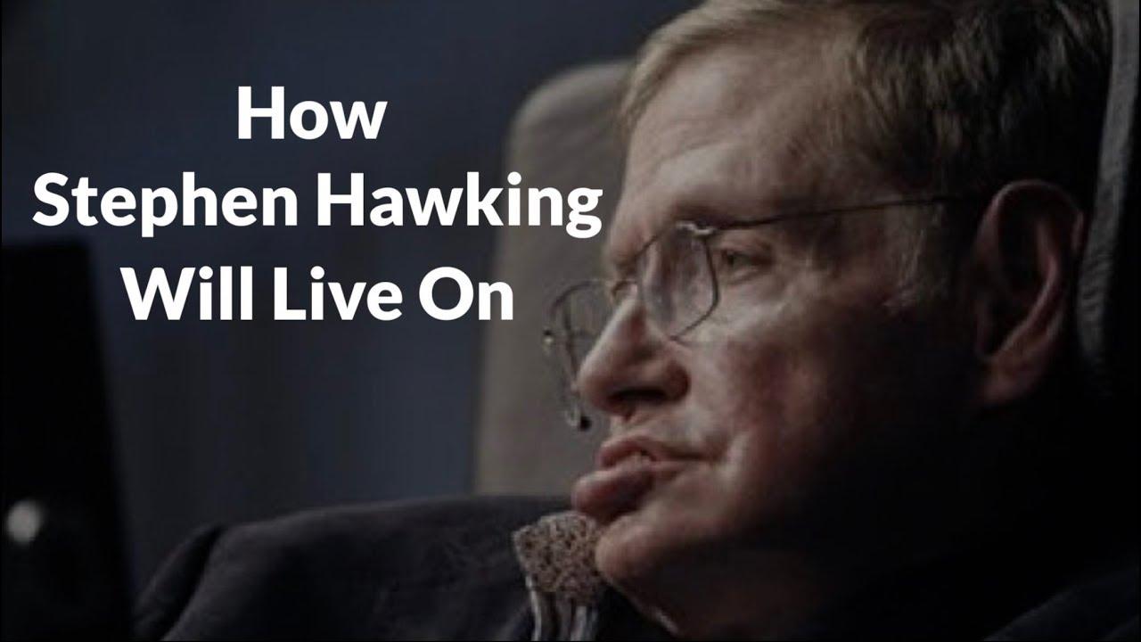 Physicist Stephen Hawking Passes Away