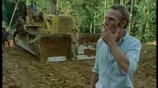 Klaus Kinski - Wutausbruch am Filmset von Fitzcarraldo