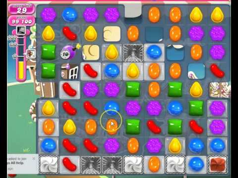 Candy Crush Saga Level 147 Strategy No Boosters. | How To Save Money ...