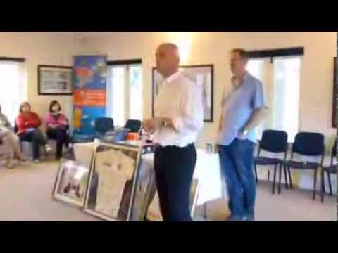 Jonathan Trott Rondebosch Chat 2014