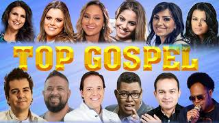 Aline Barros, Anderson Freire, Bruna Karla, Fernandinho, Gabriela Rocha Top Musicas Gospel