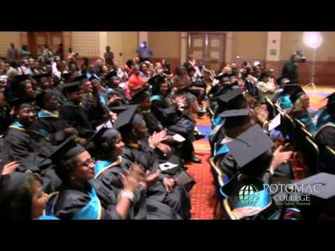 Potomac College - Student Testimonial - 2012