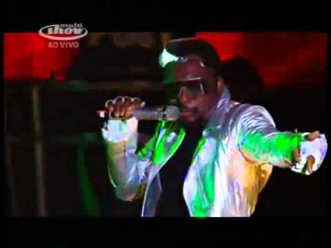 Swu 2011 - Black Eyed Peas - Pump It ! Sao Paulo Hd ! Pump It Partoba video