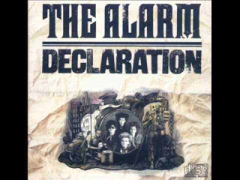 Alarm - Where Were You Hiding When The Storm Broke