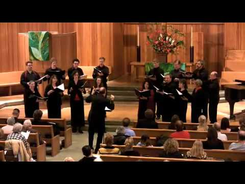 Artists' Vocal Ensemble (AVE): Sicut lilium, by Sebastian de Vivanco