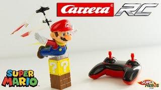 Helicoptère Super Mario Carrera RC Nintendo