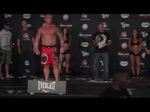 Bellator MMA Bellator 130 Official WeighIns