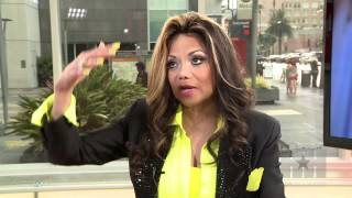LaToya Jackson: Chris Brown Could Play Michael Jackson, IF He Loses Weight! - HipHollywood.com